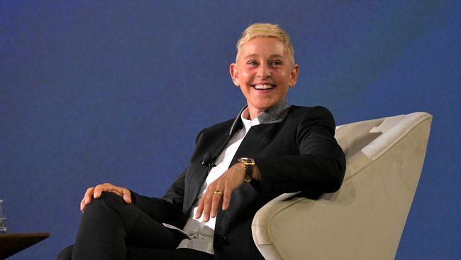 Selebritas Amerika Serikat, Ellen DeGeneres, memutuskan untuk menghentikan acara bincang-bincangnya pada 2022, setelah 19 tahun mengudara.