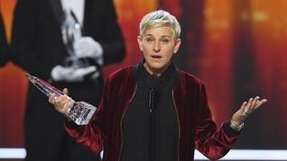 Ellen DeGeneres Disebut Pertimbangkan Hentikan Acaranya