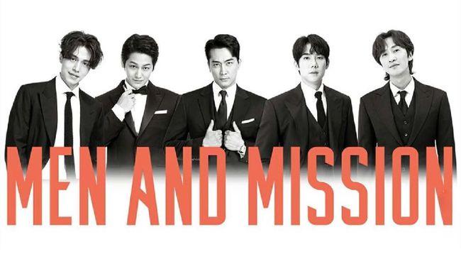 Lee Dong-wook dan Lee Kwang-soo menggelar fan meeting global, Jumat (14/8). Jumpa fan itu juga akan diramaikan Yoo Yeon-seok, Kim Bum, dan Seong Seung-heon.