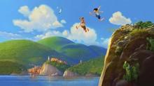 Sinopsis Luca, Animasi Terbaru Disney-Pixar Berlatar Italia