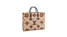 Melirik Tas 'Batik' Terbaru Louis Vuitton