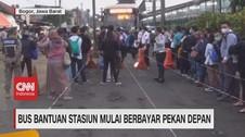 VIDEO: Bus Stasiun Mulai Berbayar Pekan Depan