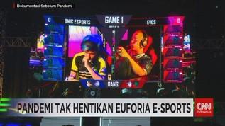 VIDEO: Pandemi Tak Hentikan Euforia E-Sports Indonesia