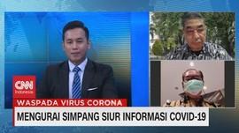 VIDEO: Mengurai Simpang Siur Informasi Covid-19