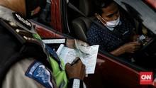 Sanksi Tilang Ganjil Genap di Jakarta Berlaku Hari Ini
