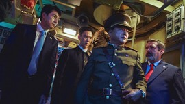 Box Office Korea Pekan Ini, Steel Rain 2: Summit