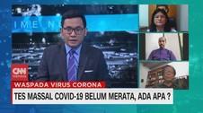 VIDEO: Tes Massal Covid-19 di Indonesia Belum Merata