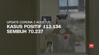 VIDEO: Update Covid-19 RI, Lebih dari 70 Ribu Sembuh