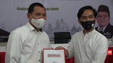 VIDEO: Alasan Prabowo Dukung Putra Jokowi di Pilkada Solo