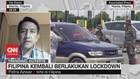 VIDEO: Filipina Kembali Berlakukan Lockdown