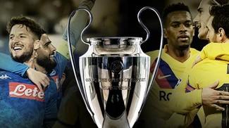 Liga Champions Kembali