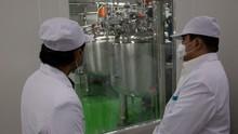 Erick Klaim Bio Farma Mampu Produksi 250 Juta Vaksin Corona
