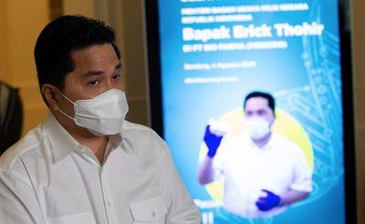 Sedang Viral, Erick Thohir: Vaksin Corona yang Didatangkan Terdaftar di WHO