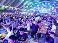 Sukacita Penduduk China Bersulang di Festival Bir Qingdao
