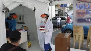 Filipina Target Vaksinasi Corona 60 Juta Penduduk di 2021
