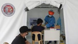 Jumlah Kasus Positif Corona Filipina Salip Indonesia