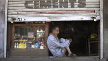 FOTO: Lockdown India Buat Ekonomi Kashmir Makin Terpuruk