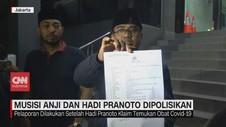 VIDEO: Musisi Anji dan Hadi Pranoto Dipolisikan