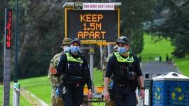 Australia Tangkap 2 Orang yang Akan Protes Lockdown Melbourne