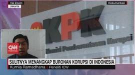 VIDEO: Sulitnya Menangkap Buronan Korupsi di Indonesia