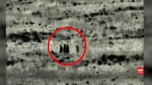 VIDEO: Empat Warga Suriah Ditembak Mati Militer Israel