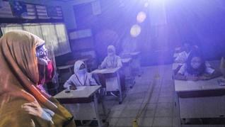 Zona Tak Lagi Hijau, Sekolah di Bengkulu Tetap Buka