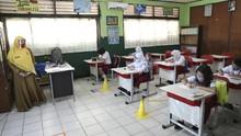 KPAI: Sekolah di Zona Kuning Berisiko Bagi Anak