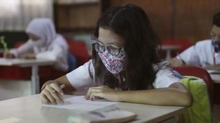 Jokowi Suntik Rp549,5 T untuk Sektor Pendidikan RAPBN 2021