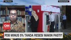 VIDEO: PDB Minus 5%, Mendekati Resesi