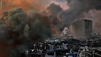 Ledakan Besar di Libanon