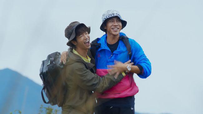 Rangkuman perjalanan Lee Seung-gi dan Jasper Liu saat di Indonesia bisa disaksikan melalui serial dokumenter Twogether.