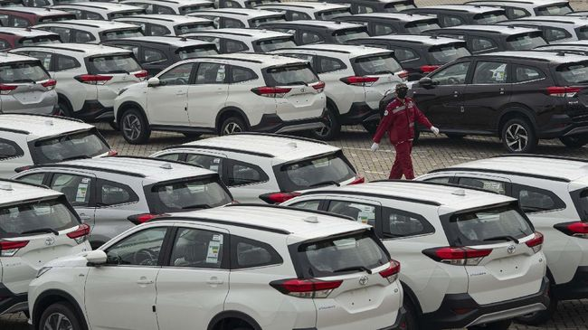 Gaikindo belum dapat memperkirakan dampak PSBB Jakarta bagi penjualan mobil, namun diyakini cuma sebagai badai sesaat.
