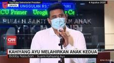 VIDEO: Kahiyang Ayu Melahirkan, Jokowi Dapat Cucu Keempat