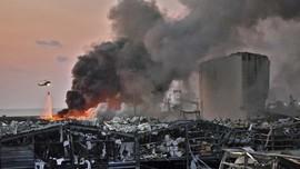 Fakta Amonium Nitrat, Bahan Bom yang Meledak di Beirut