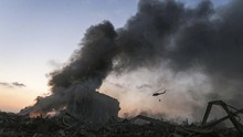 Korban Meninggal Ledakan Libanon Mencapai 135 Orang