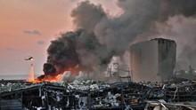 300 Ribu Orang Kehilangan Rumah akibat Ledakan di Libanon