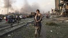 FOTO: Pasca Ledakan Besar di Libanon