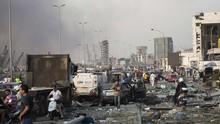 WNI Terluka Korban Ledakan Libanon Merupakan Pekerja Spa