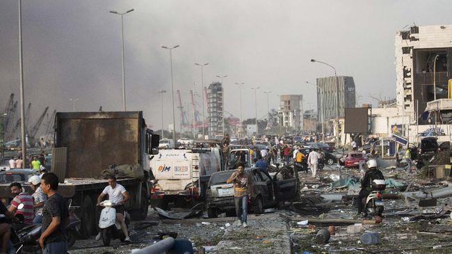 KBRI untuk Libanon memaparkan korban terluka ledakan di Beirut merupakan Ni Negah Erawati, pekerja spa di Kimantra, Jal El Dib.