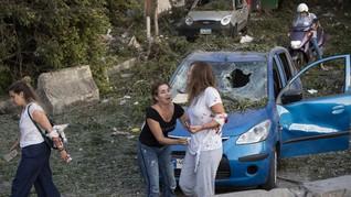 Kisah Perawat Libanon yang Selamatkan 3 Bayi dari Ledakan