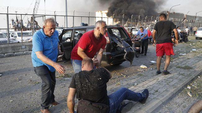 Ledakan Di Libanon Sampai Indonesia Peringkat 97 Aman Corona