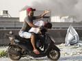 Warga Beirut Relakan Rumah Tampung Korban Ledakan