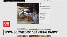 VIDEO: Sisca Soewitomo 'Gantung Panci'