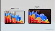 Spesifikasi Samsung Galaxy Tab S7 dan S7+