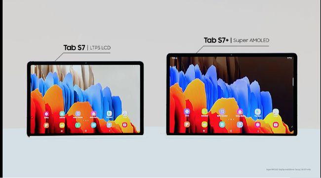 Samsung resmi meluncurkan produk tablet terbarunya, yakni Galaxy Tab S7 dan Galaxy S7+ di Indonesia.