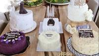 <p>Syahrini mendapatkan banyak kue ulang tahun serta berbagai kado yang harganya sangat fantastis. (Foto: Instagram @princessyahrini)</p>