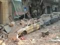 VIDEO: Melihat Kehancuran Beirut Pascaledakan di Pelabuhan
