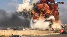 VIDEO: Hasil Penyelidikan Sementara Ledakan Beirut