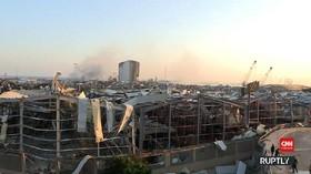 VIDEO: Kondisi Terkini Pasca Ledakan Beirut