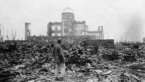 FOTO: Peringatan 75 Tahun Tragedi Bom Atom Hiroshima